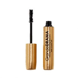 Grande Cosmetics - GrandeDRAMA Intense Thickening Mascara with Castor Oil - Black