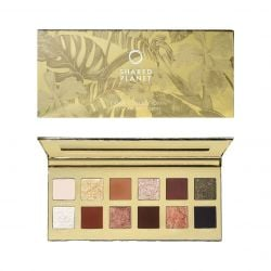 Shared Planet - Tiger Eyeshadow Palette - Tiger