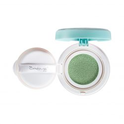 "The Crème Shop - ""Clean Canvas"" Color Correcting Cushion Primer - Purple"